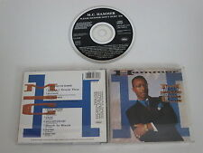 MC HAMMER/PLEASE HAMMER DON´T HURT ´EM(CAPITOL CDP 7 92857 2+CDEST2120) CD ALBUM