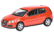 VW Golf GTI Art rouge N° 452800600, Schuco H0 Modèle 1:87