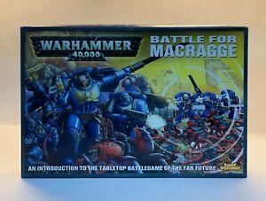 Warhammer 40k Battle for Macragge | Games Workshop | OOP On Sprue 100% COMPLETE