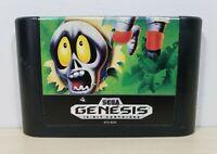 Decap Attack - Sega Genesis, 1991 - Authentic Cartridge Only