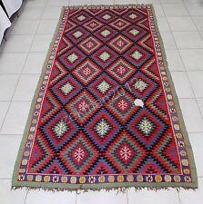 Antique Sarkoy Balkan Kilim - Carpet - from Kotel, Bulgaria