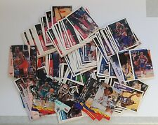 NBA BASKETBALL CARD BUNDLE LOT 1996 UPPER DECK COLLECTOR'S CHOICE ~200 CARDS SET