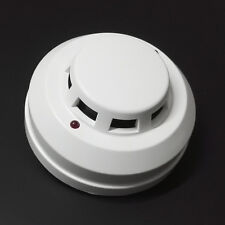 Industrial High Temperature Max.85℃ Wired Smoke Detector for Bus Boat Truck