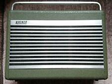 More details for vintage retrohacker democrat rp34 transistor lw/mw radio~like roberts / bush