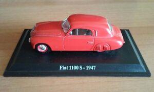 FIAT 1100S 1947 STARLINE MODELS SCALA 1/43 (LEGGERE BENE)