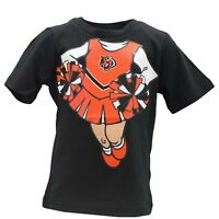 Cincinnati Bengals NFL Apparel Infant Toddler Girls Size T-Shirt New with Tags