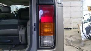 03-04 Hummer H2 Passenger Right Tail Light Assembly OEM