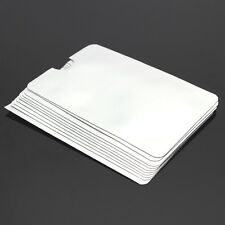 RFID Blocking Sleeve Credit, Bank Card Protector - In wallet ID Protection