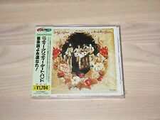 THE NITTY GRITTY DIRT BANDE CD AU JAPON - STARS AND RAYURES FOREVER en scellé