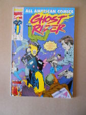 All American Comics GHOST RIDER n°18 1991 Marvel Comic Art  [G806]