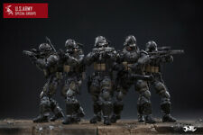 (In-Stock @ 5zeroToys) JoyToy U.S. Armed Forces Special Groups 1/18 Scale Set