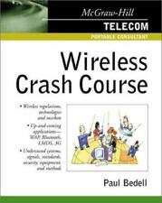 Brand New Wireless Crash Course by Bedell, Paul McGraw-Hill Professional Publish