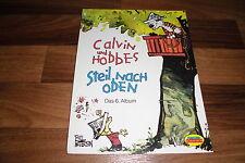 Calvin und Hobbes  # 6 -- STEIL nach OBEN // by Bill Watterson  1992