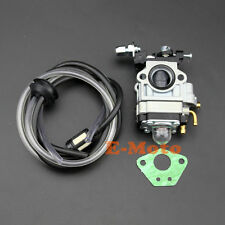 15mm Carb Carburetor Fuel Line and Gasket Kit For 43cc 49cc 2 Stroke  New