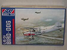 Model USA 1/48 Scale Cessna L-19/0-1 Bird-Dog