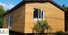 Keepers Lodge Self-build House Kit. Meets Mobile Home Rules - No Planning