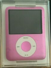 iPod Nano 3rd generation 8GB iPod in pink