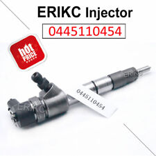 ERIKC 0 445 110 454 Fuel Spray Injector 0445110454 For Isuzu JMC 4JB1 1112100ABA
