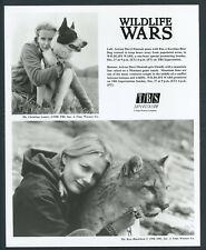 Wildlife Wars '98 Daryl Hannah Karelian Bear Dog Mountain Lion