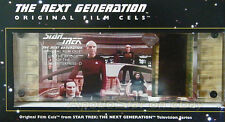 Star Trek TNG 'ON THE BRIDGE' 35MM ORIGINAL FILM CELL ~ Paramount