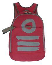 NEU Oilily Rucksack Fun Nylon Backpack LVZ Pink Damen Rucksack mit Laptoptfach