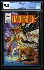 Harbinger #3 CGC NM/M 9.8 White Pages