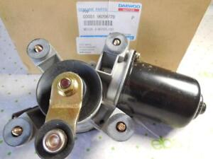 NEW OEM FACTORY DAEWOO Leganza Windshield Wiper Motor Front 96206770 SHIPS TODAY