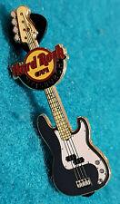 New listing Pittsburgh American Precision Bass Fender Era Guitar Series Hard Rock Cafe Pin