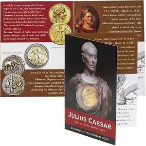 Julius Caesar Coin Pack - Aureus