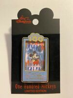 DLR One Hundred Mickey's Pin Series MM 053 Mickey Mouse Disney Pin LE (B)