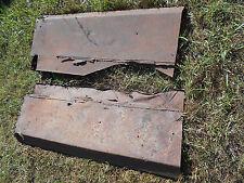 47 48 49 50 51 52 53 CHEVROLET PICKUP TRUCK BED BOX SIDES Rat Rod Bobber LOOK