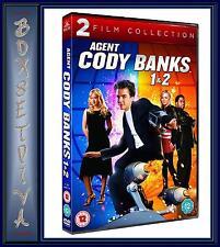 AGENT CODY BANKS 1 & 2 - 2 FILM COLLECTION ***BRAND NEW DVD BOXSET **