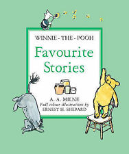 Favourite Winnie-the-pooh Stories by A. A. Milne (Hardback, 2006)
