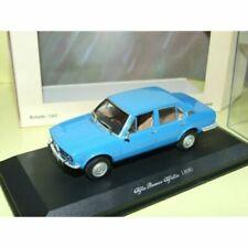 Voitures miniatures NOREV Alfa Romeo