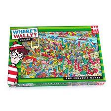 Where's Wally Jurassic 100pc