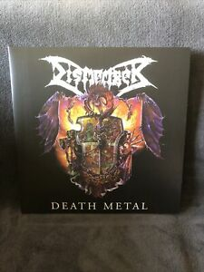 Dismember Death Metal LP 2010