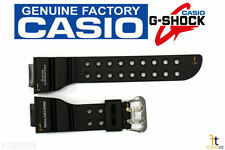 CASIO DW-8200BK G-Shock FROGMAN 18mm Black Rubber Watch BAND Strap DW-8200