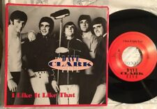 DAVE CLARK 5 FIVE 45 W/ PICTURE SLEEVE I LIKE IT LIKE THAT / REELIN' AND ROCKIN'