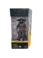 "Star Wars The Black Series #06 The Clone Wars Cad Bane 6"" Figure 2020 Hasbro"