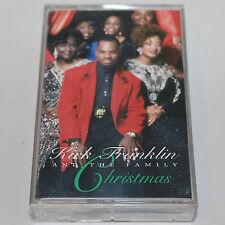 Kirk Franklin The Family Christmas Audio Cassette Tape Gospel Xmas GospoCentric