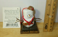S'mores Christmas Ornament Girl Scout Rare Vintage Nwt 2002 Midwest Cannon Falls