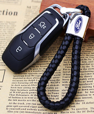Ford Key Ring Key Chain Car Key Holder Mondeo Focus Fiesta