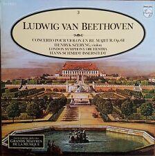 Encyclopédie Apha n°3 - Beethoven - Concerto Pour Violon - Vinyl LP 33T