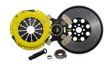 ACT AR2-HDR4 Clutch Kit with Heavy Duty Pressure Plate & 4 Puck Solid Race Disc