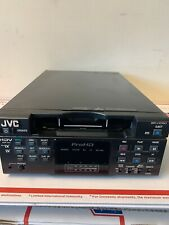JVC BR-HD50 HDV / DV (Full or Mini) Digital Hi Definition VCR TESTED!
