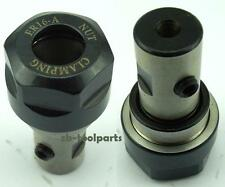 Collet chuck Motor shaft Precision extension rod ER16A 5mm Toolholder Lathe Mill