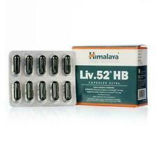 5 X Himal Erboristico Liv.52 Hb 30 Pillole IN Ogni Confezione