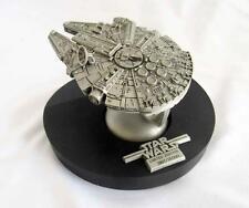 Vintage Star Wars Rawcliffe Fine Pewter Millennium Falcon RF951 - #2387 of 15000