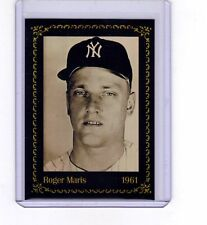 Roger Maris, '61 New York Yankees 61 home runs - Monarch Corona Century Series