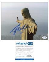 Felix Baumgartner AUTOGRAPH Signed Basejumping 8x10 Photo ACOA